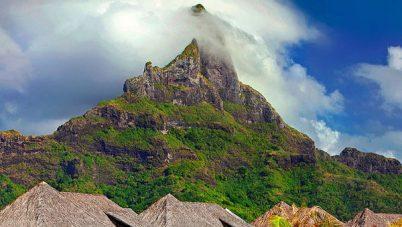 I'm going to Bora Bora