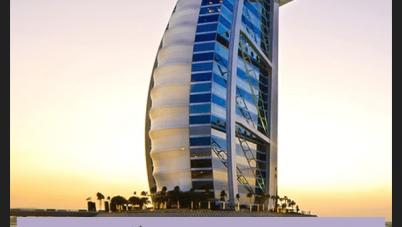 I'm Going To Play Tennis At Burj Al Arab